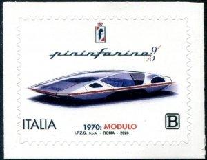 2021 Italy Pininfarina Modulo Concept Car (Scott NA) MNH