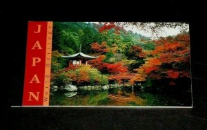 U.N. NEW YORK #807, 2001, WORLD HERITAGE, JAPAN,  MNH, PRESTIGE BOOKLET,