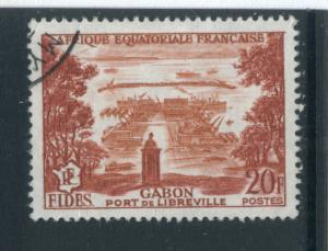 French Equatorial Africa 192  Used