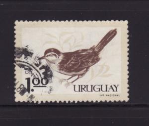 Uruguay 697 U Birds (B)