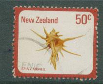 New Zealand  SG 1102 VFU