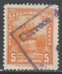VENEZUELA C239 VFU R9-137