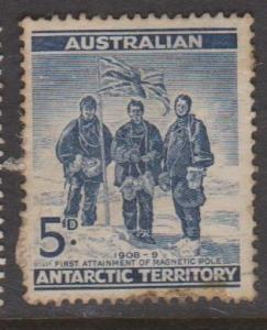 Australia AAT Sc#L6 Used