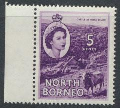 North Borneo  SG 376  SC# 265  MNH  see scan