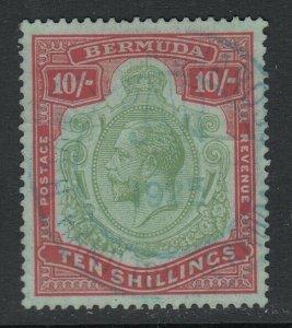 Bermuda, Sc 96 (SG 92), used (crease)
