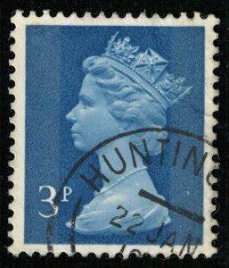 Queen, Great Britain (T-4822)