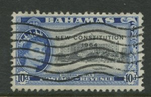 STAMP STATION PERTH Bahamas #194 New Constitution Issue Used CV$0.40
