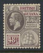 British Guiana SG 266 Mint Hinged  (Sc# 185 see details)