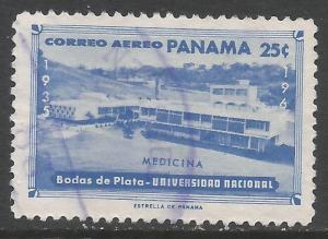 PANAMA C232 VFU Z6951-1