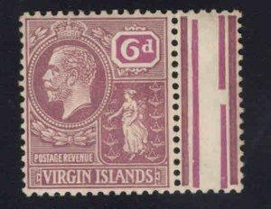 Virgin Islands  Scott 63 MNH** KGV