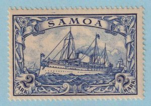 SAMOA 67  MINT NEVER HINGED OG ** NO FAULTS EXTRA FINE!