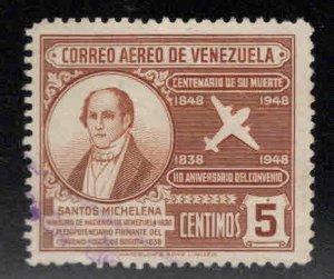 Venezuela  Scott C272 Used  stamp