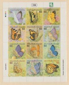 Marshall Islands Scott #752 Stamp - Mint NH Souvenir Sheet