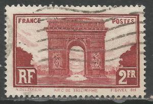 FRANCE 263 VFU V319-5