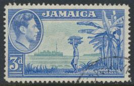 Jamaica SG 126b  Used SC# 140     see details