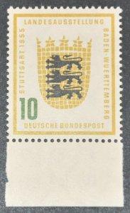 DYNAMITE Stamps: Germany Scott #730 – MNH