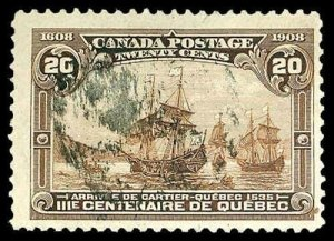 CANADA 103  Used (ID # 74043)