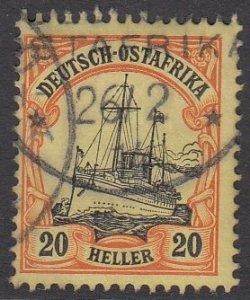 German East Africa 26 Used CV $16.00