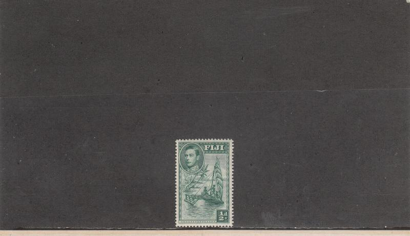 FIJI 117c MINT 2014 SCOTT CATALOGUE VALUE $16.00