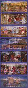 2013 Saint Pierre et Miquelon - Sc 972 - Church of Miquelon Frescoes
