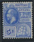 British Guiana SG 262 Mint Hinged  (Sc# 181 see details)