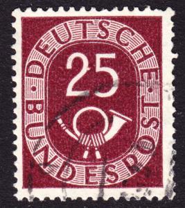 Germany Scott 678   F to VF postally used.
