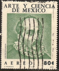 MEXICO C397 Art and Science of Mexico (Series 2). Used.VF.  (70)