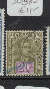 Sarawak SG 86 VFU (3dvq)