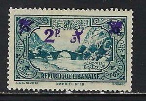 LEBANON 173 MOG Z374