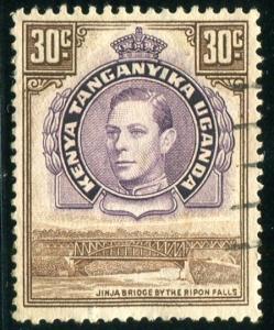 British East Africa Sc#77 Used