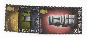 Pitcairn Islands #119-122 MNH - Stamp - CAT VALUE $7.75