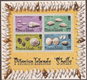 Pitcairn Islands 140a Mint VF NH