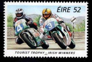 Ireland Scott 1013 MNH** 1996 Motorcycle stamp