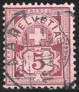 Switzerland Used [2062]