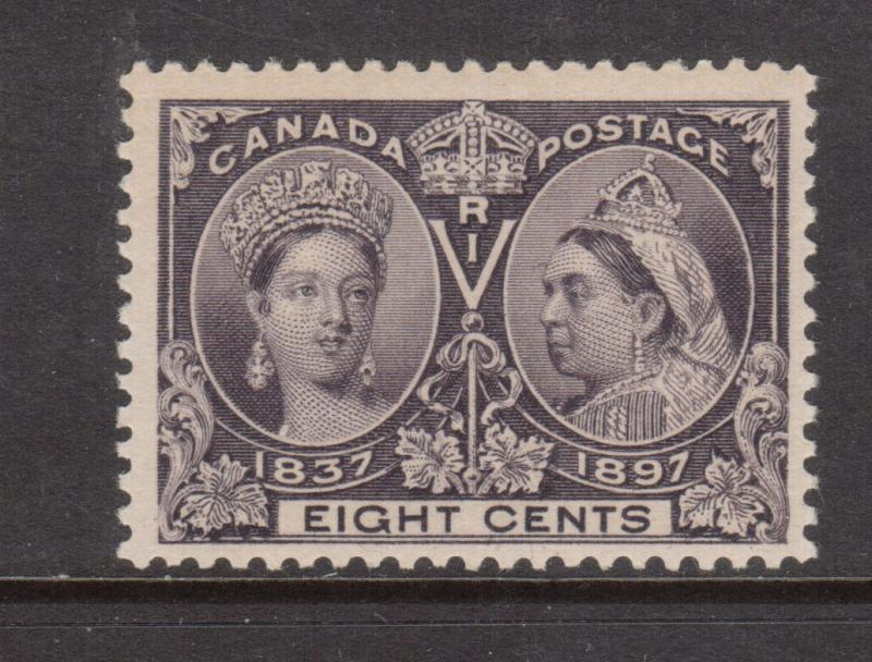 Canada #56 Mint Fine - Very Fine Never Hinged **With Certificate**