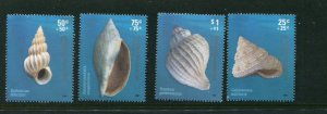 Argentina MNH B193-6 Sea Shells 2008