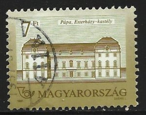 Hungary 1991 Scott# 3285 Used