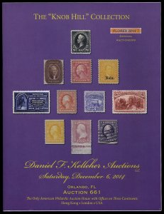 Kelleher catalog: Sale 661 The Knob Hill Collection FLOREX December 6, 2014