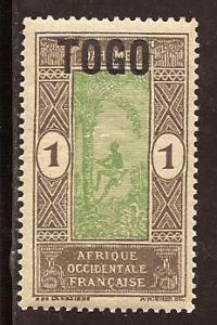 Togo  #  193  Mint .         A