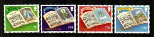 GIBRALTAR 1991 ,Christmas  # 600-603  MNH set