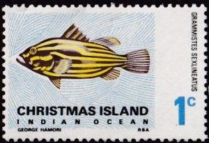 Christmas Island #22 Mint