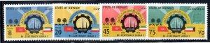 KUWAIT 185-188 MNH SCV $3.70 BIN $2.35 PLACES