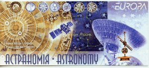 BELARUS 2009 EUROPA  ASTRONOMY COMPLETE UNEXPLODED BOOKLET MINT NH