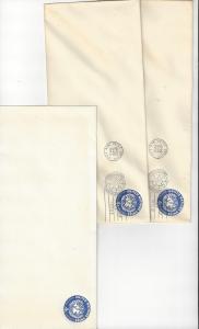 United Nations U2a, Postal Stationery,  Mint & No Cachet FDC
