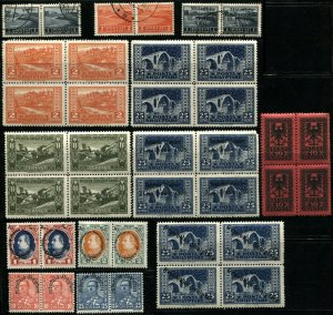 ALBANIA Postage Stamps Collection Shqyptare Shqipenia Used MINT NH