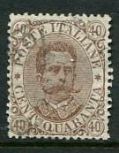 Italy #53 Used