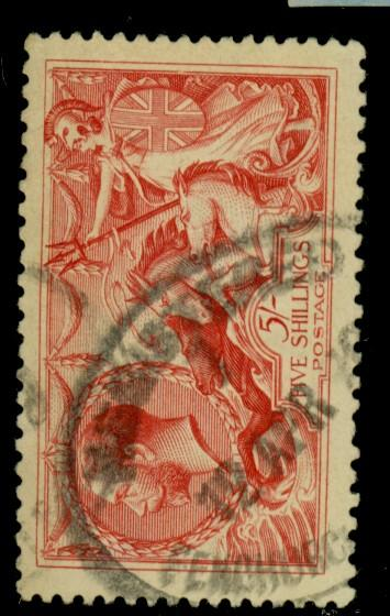 Great Britain #180 Used F-VF Cat$125