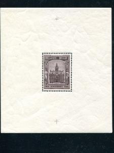Belgium B178  sheet  VF NH  Cat $275