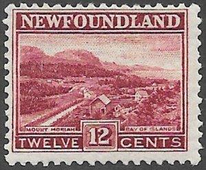 Newfoundland Scott Number 141 F H Cat C$6.25