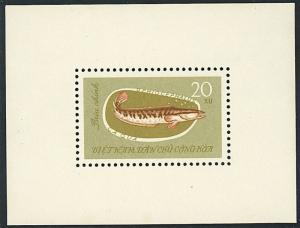 Vietnam (Democratic Republic) #267a VF MNH Souvenir Sheet (no gum). Cat.60.00